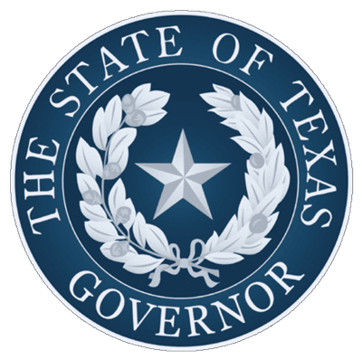 State Seal of the Governor of Texas