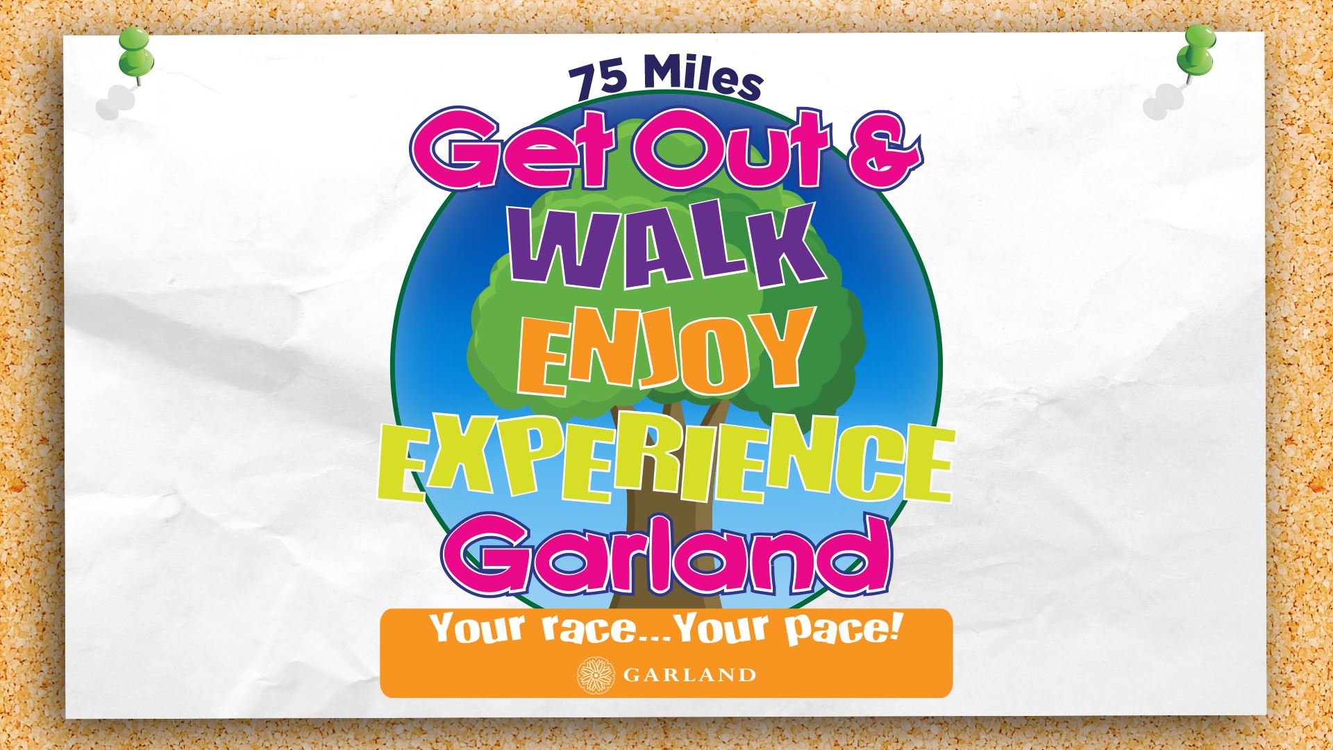 Walk Garland Virtual Run